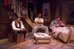 Thomas Olajide, Sterling Jarvis, Brett Donahue Whipping Man phot Keith Barker